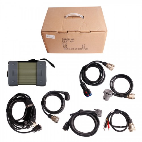 Cheap STAR C3 Diagnostic Tool for  12V Cars with Software V2015.12 HDD
