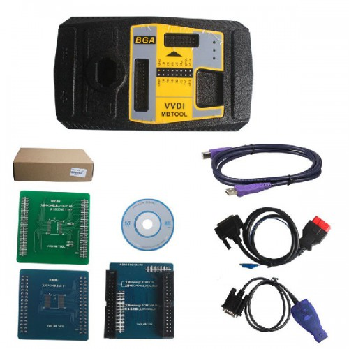 Xhorse V5.0.3 VVDI MB BGA Tool MB Key Programmer for Customer Bought Xhorse Condor Cutter Only