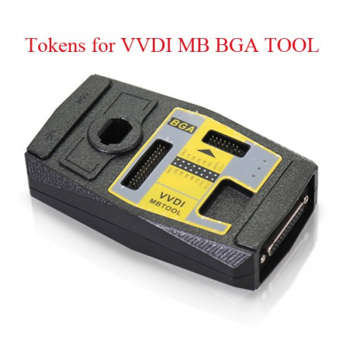 1 Token for VVDI MB BGA Tool Password Calculation