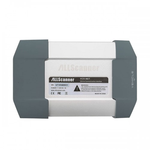 ALLSCANNER VXDIAG Multi-Diagnostic Tool Without Hard Drive