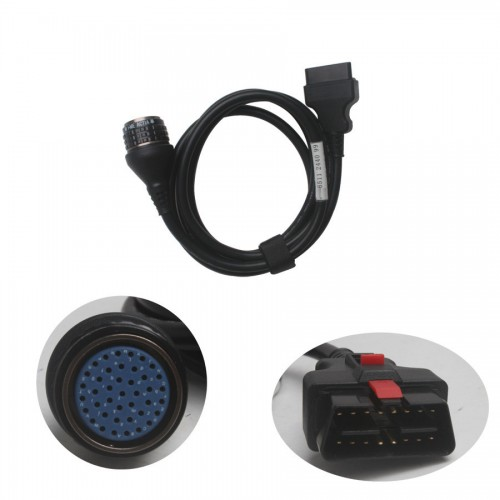 OBD2 16pin Cable for MB SD Connect Compact 4