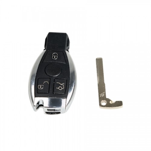 High Quality Smart Key Shell 3 Button for Benz VVDI BE Key Board