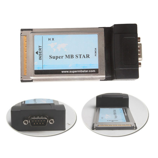 Super MB Star C3 T30 HDD or external HDD