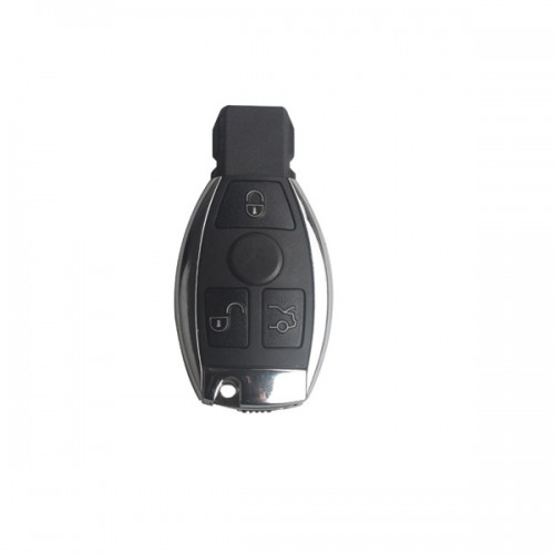 Waterproof Remote Key Shell 3 Buttons for 2005-2008 MB Cars Free Shipping