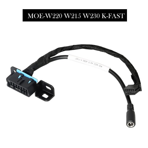 Benz All EZS Bench Test Cable for W209/W211/W906/W169/W208/W202/W210/W639