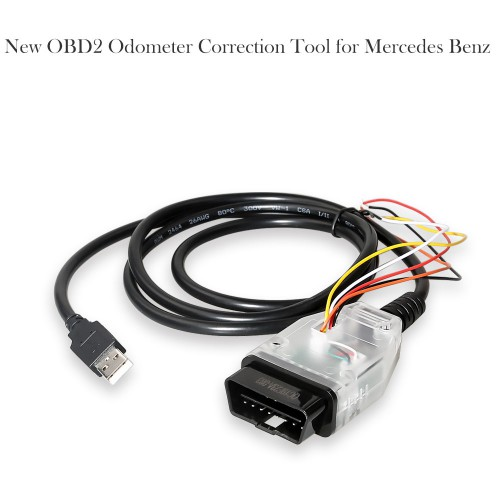 New OBD2 Odometer Correction Tool for 2015-2017 Benz