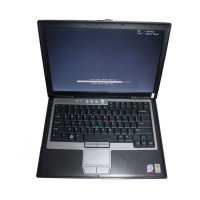 Dell D630 Core2 Duo 1.8GHz 4GB Memory WIFI, DVDRW Second Hand Laptop