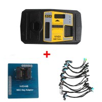 Xhorse V5.0.3 VVDI MB BGA TooL Key Programmer Plus EIS/ELV Test Line and NEC Key Adapter
