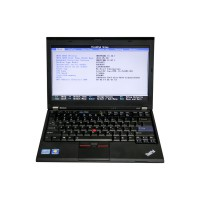 [Clearance Price No Return] Second Hand Laptop Lenovo X220 I5 CPU 1.8GHz WIFI With 4GB Memory