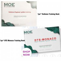[No Return] DTS Monaco and Vediamo Engineer System Training Books for Benz Free XENTRY Manual