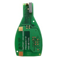 XHORSE VVDI Universal FBS3 Smart Key 433/315 Mhz for Benz Works with VVDI MB BGA Tool