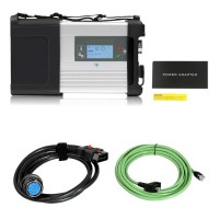 New MB SD C5 DOIP-C5 Dedicated Diagnostic tool Basic Version Only Hardware