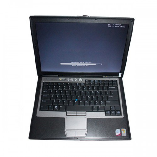V03/2020 MB SD Connect C4 Star Diagnosis Xentry Openshell XDOS HDD with DELL D630 Laptop 4GB Memory